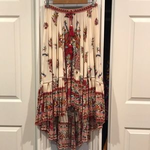 Spell & The Gypsy Collective Skirts - SPELL & the Gypsy HOTEL PARADISO SKIRT SET TOP